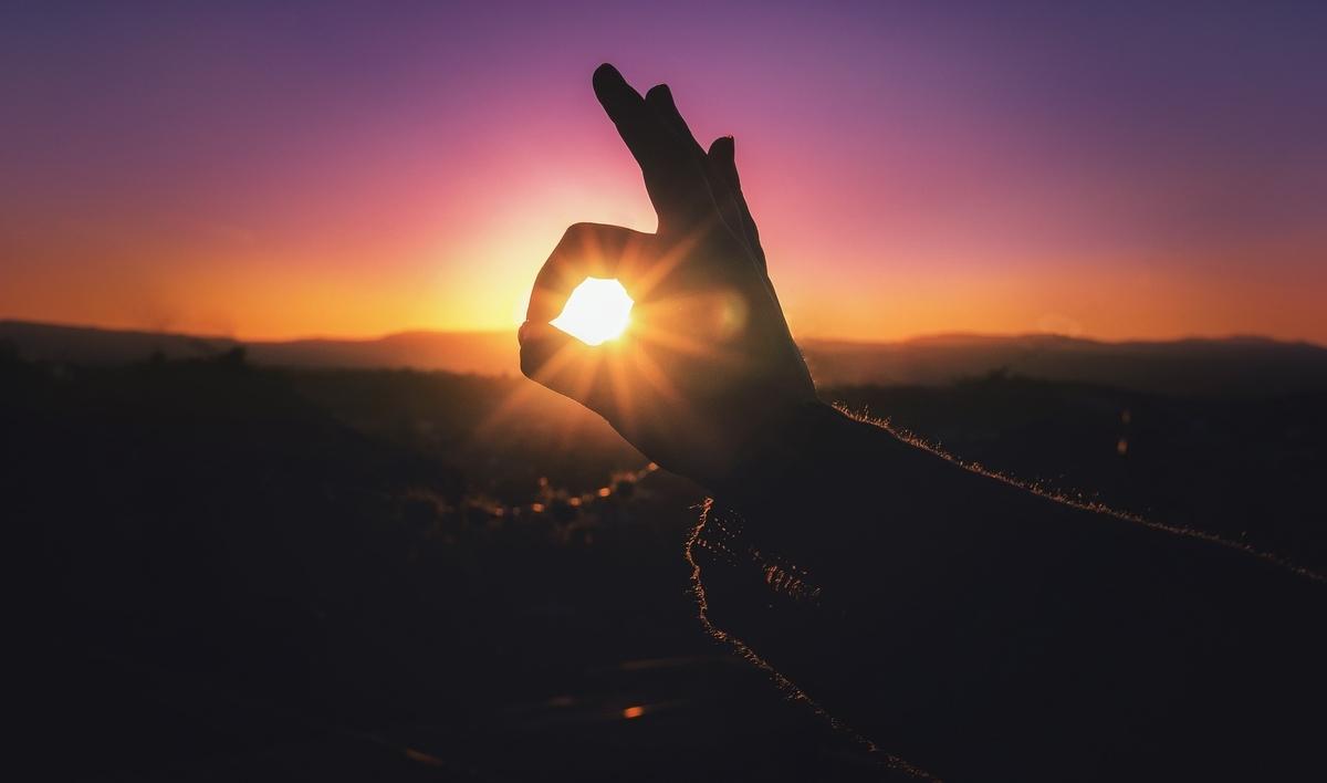 日没 日 夏 空 美容 青い空 晴れた日 自然 背景画像 色 ムーン 風景