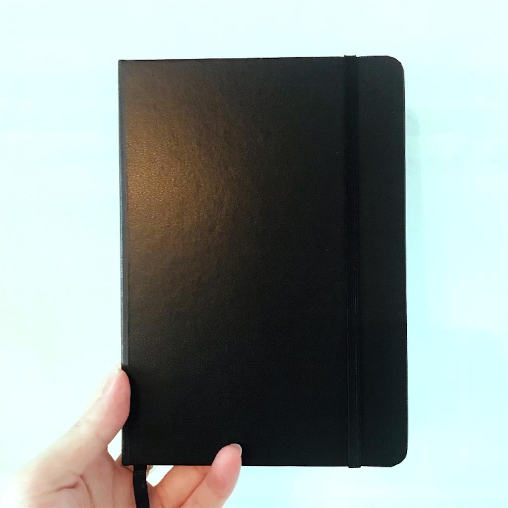 日記を書いているダイスキンのノート