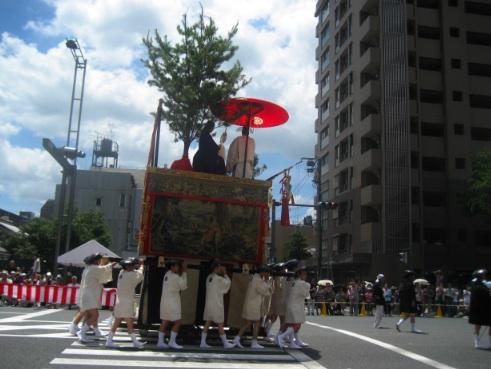 シンガポール通信ー祇園祭 - Nakatsu Ryoheiのシンガポール通信