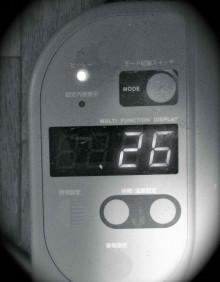 サク・ケージ内温度