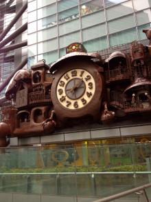 ジブリ時計台
