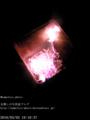 [はてなブログ][写真]焚き火-2016/03/02_19:18:37
