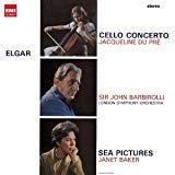 エルガー:チェロ協奏曲 歌曲集 海の絵
