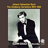 ヨハン・セバスティアン・バッハ : ゴルトベルク変奏曲 BWV988 / グレン・グールド (J.S.Bach: Goldberg Variations / Glenn Gould) [CD] [国内プレス] [日本語帯解説付]