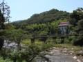 [landscape]夏井川にかかる木橋
