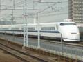 [鉄道][電車][新幹線][JR東海][阪急][阪急電車][東海道新幹線]300系新幹線@水無瀬