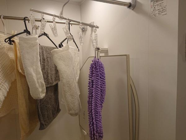 スチームパッド洗濯