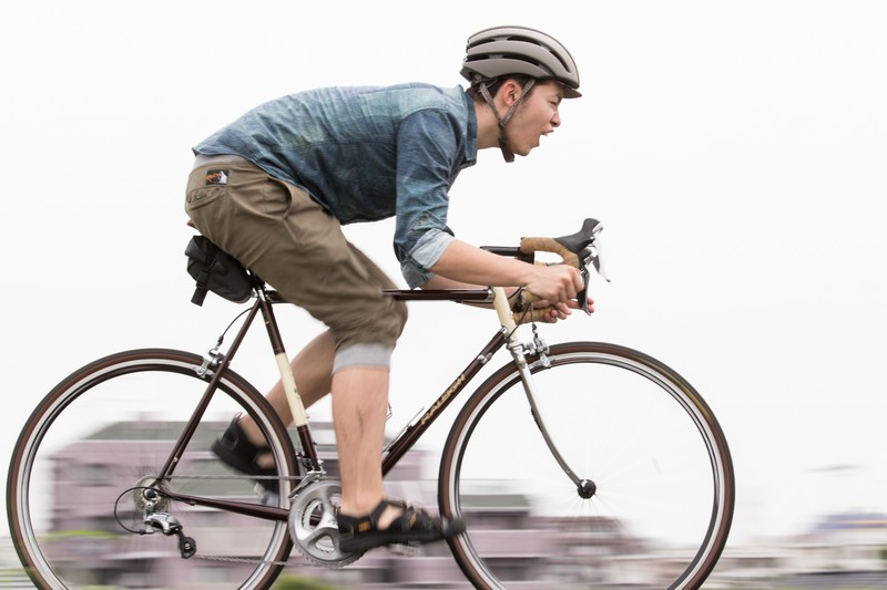 スポーツタイプ自転車