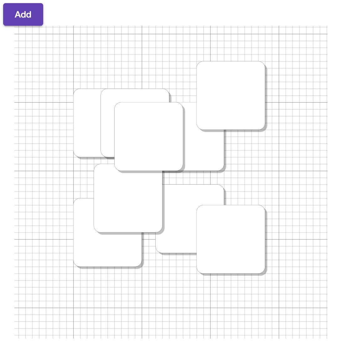 grid add svg node