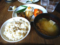 SHIZENの焼き魚三種盛り定食ランチ&玄米