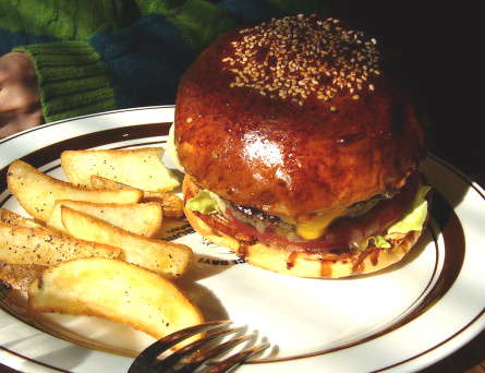 THE GREAT BURGER