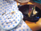 ZOZOI CAFEでの刺繍Cafe