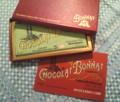 BONNATのChocolat au lait Biologique