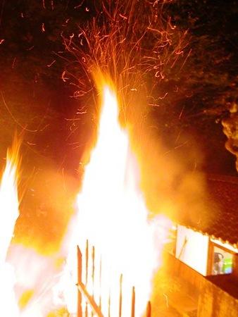 火祭り2007