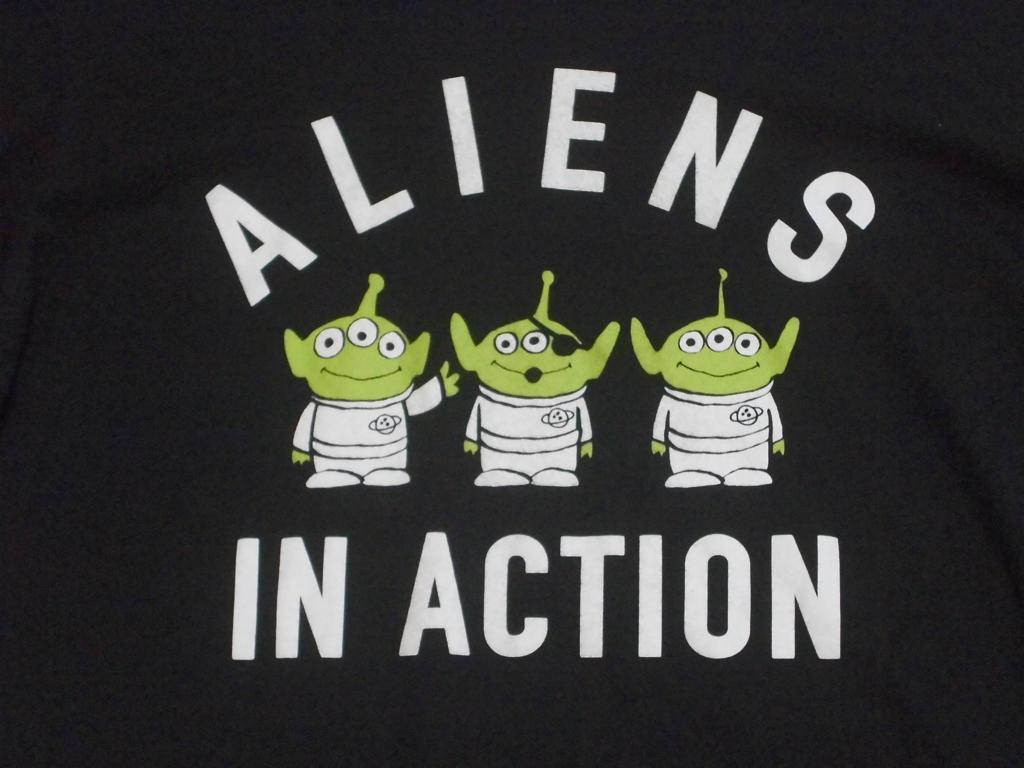 リトルグリーンメングッズ Ut Aliens In Action リトルグリーンメン