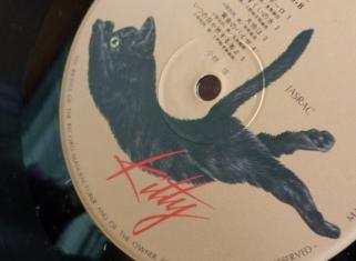 昔のレコード
