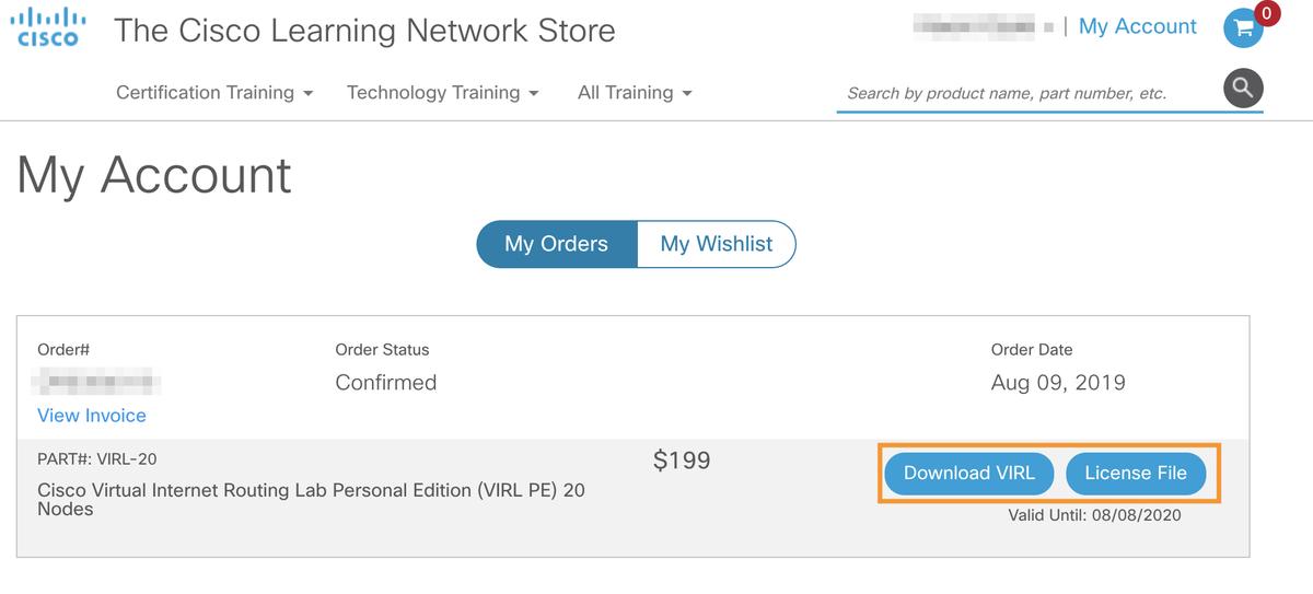 Cisco VIRL を ESXi 6 7 にインストールしてみた - インフラのーと