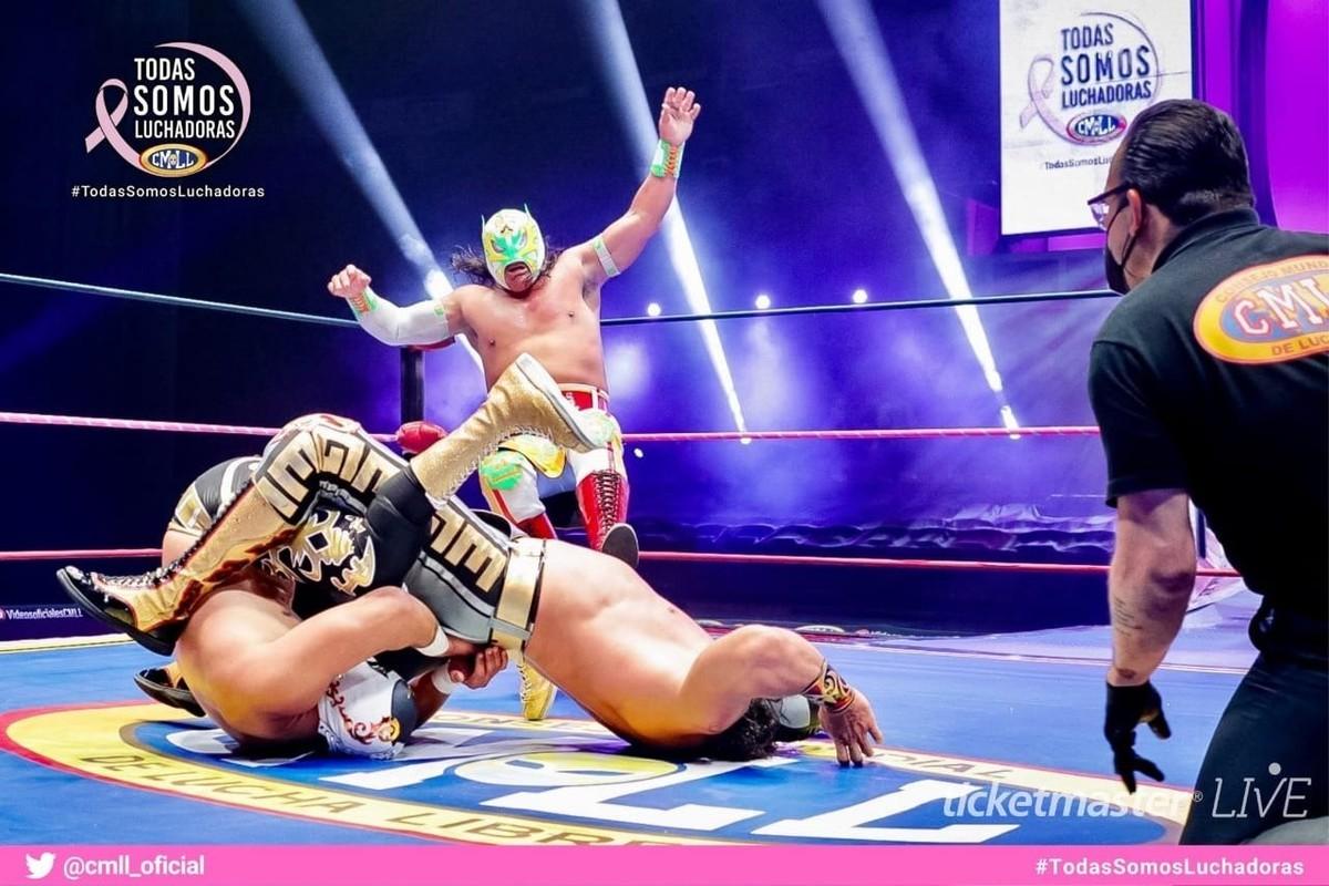 CMLL】ウルティモゲレロがエウフォリアとのヘビー級タイトル防衛戦へ ...