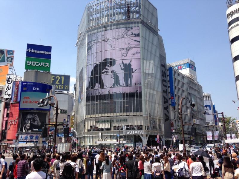 渋谷スクランブル交差点はなんで外国人が多いの - 猶あらじ