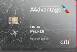 AAdvantage Platinum Select