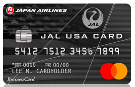 JAL USA CARDの画像