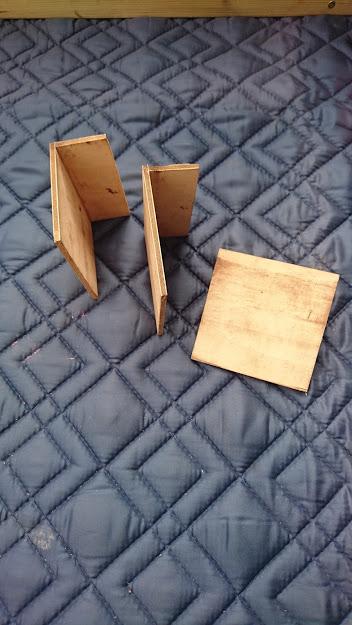 DIY床板 スペーサー