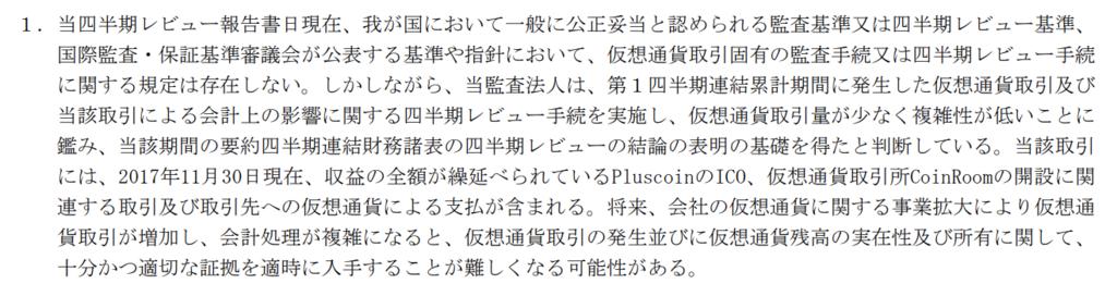 メタップス_監査報告書_①