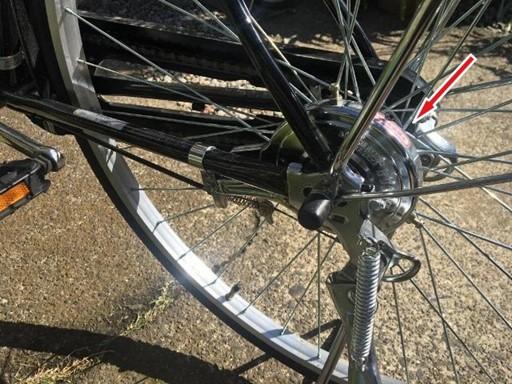 自転車 ブレーキ 音