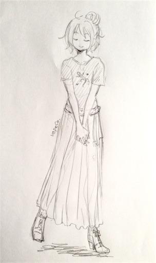 冷えとりファッション4