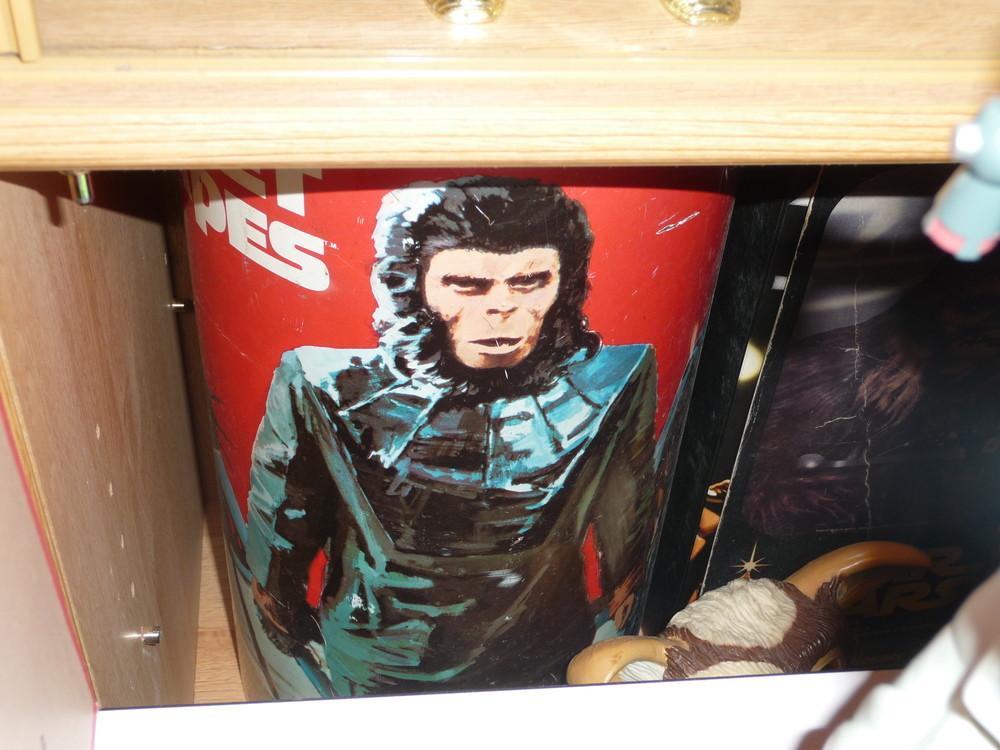 猿の惑星当時のゴミ箱 猿の惑星当時のゴミ箱 20090417 個別「猿の惑星当時のゴミ箱」の写真