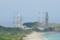 宇宙航空研究開発機構 種子島宇宙センター 吉信射点上のH-IIBロケット