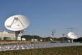 [パラボラ]総務省関東総合通信局 三浦電波監視センター