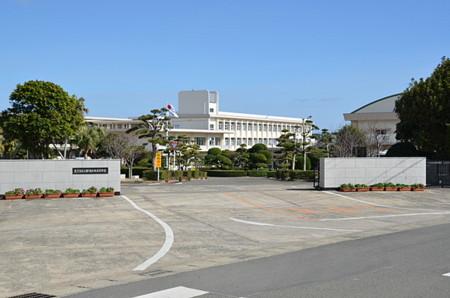 種子島中央高等学校 (鹿児島県熊毛郡中種子町)