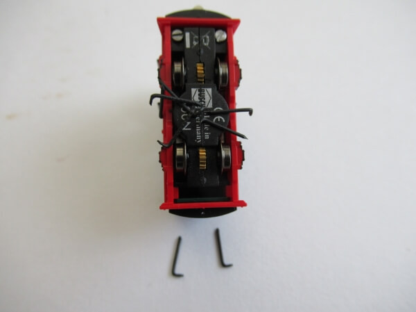 BUSCH 動力車 磁石