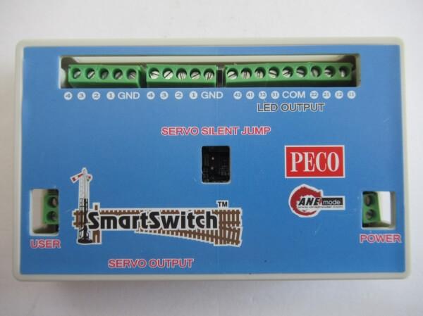 PECOスマートスイッチシステムの使い方
