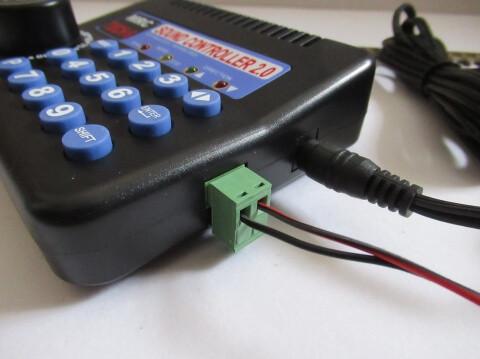 MRC 1200 TECH6 サウンドコントローラー