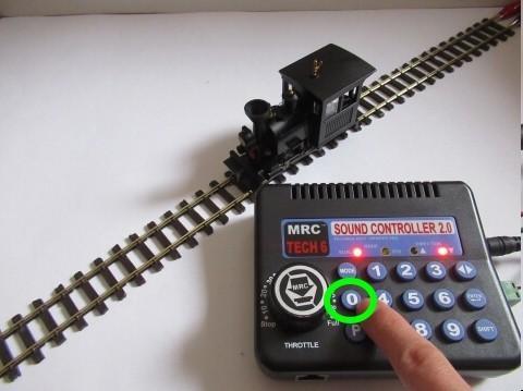 MRC 1200 TECH6 サウンドコントローラー 2.0の使い方