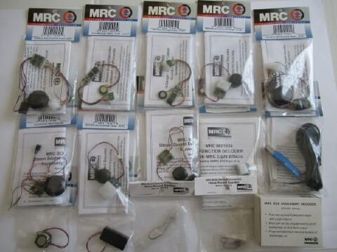 鉄道模型 DCCメーカー MRC製品