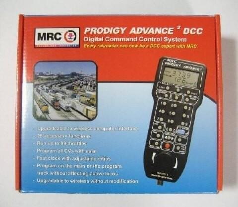 鉄道模型 DCC MRC-1414