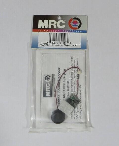 鉄道模型 DCC MRC-1910