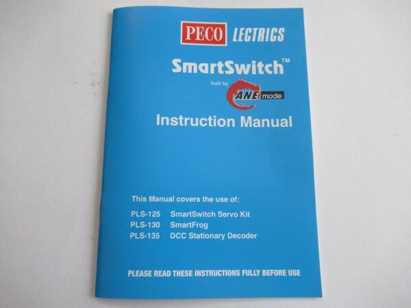 PECO PLS-100 スマートスイッチ 説明書