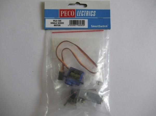 PECO PLS-125 シングルサーボモーター