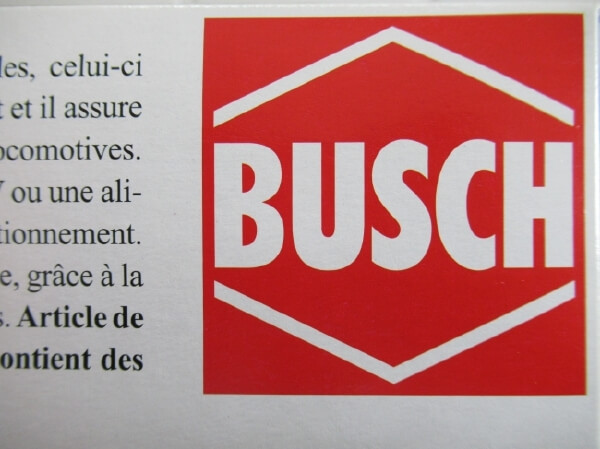 ブッシュ(BUSCH) HOf 6.5mm(HOナロー)