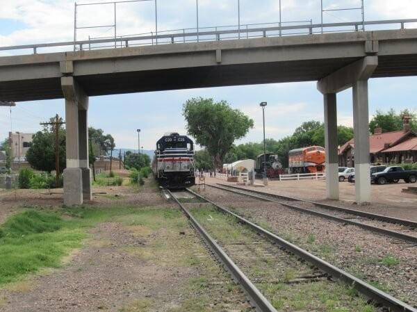 ロイヤルゴージ・ルート鉄道乗車記 (The Royal Goege Route Railroad)