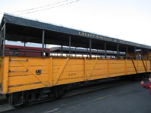 デュランゴ&シルバートン狭軌鉄道乗車記