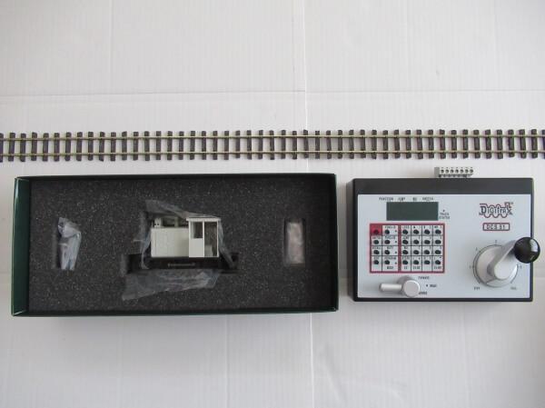 DCCコントローラーの使い方 ~Digitrax DCS51 Zephyr Xtra (KATO D102)~