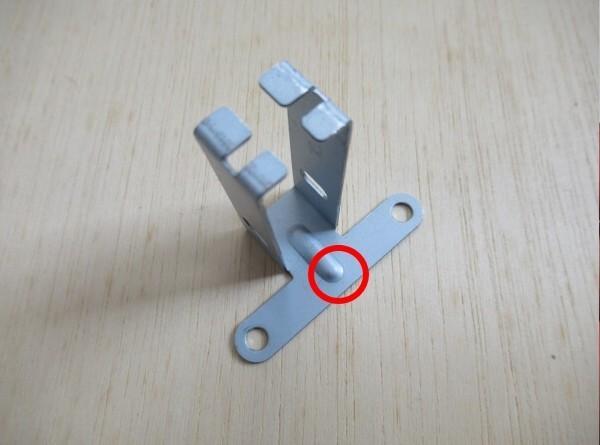 篠原模型のポイントレールを電動化する方法