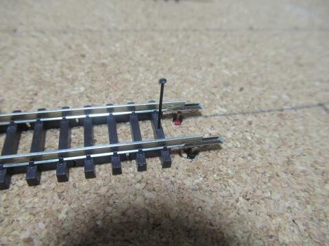 余ったレールでできる!Nゲージの極小レイアウトの作り方!