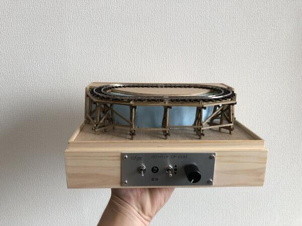 鉄道模型屋が作るミニレイアウト!篠原模型のレールでHOナローパイクを制作