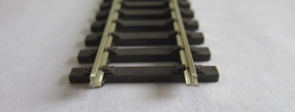 PECO SL-100 OO/HOゲージ(16.5mm) フレキシブルレール(木枕木)